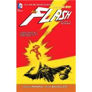 The Flash Vol. 4: Reverse (The New 52) by MANAPUL, FRANCISBUCCELLATO, BRIAN, 9781401249496