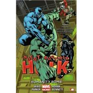 Indestructible Hulk Volume 4 by Waid, Mark; Parker, Jeff; Asrar, Mahmud; Mann, Clay; Sepulveda, Miguel, 9780785189497