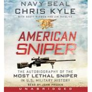 American Sniper: The Autobiography of the Most Lethal Sniper in U.s. Military History by Kyle, Chris; Mcewen, Scott; DeFelice, Jim, 9780062209498