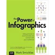 The Power of Infographics Using Pictures to Communicate and Connect With Your Audiences by Smiciklas, Mark, 9780789749499