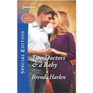 Two Doctors & a Baby by Harlen, Brenda, 9780373659500