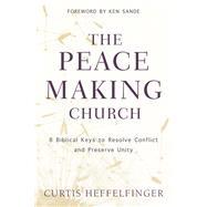 The Peacemaking Church by Heffelfinger, Curtis; Sande, Ken, 9780801019500