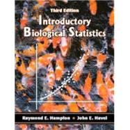 Introductory Biological Statistics by Hampton, Raymond E.; Havel, John E., 9781577669500