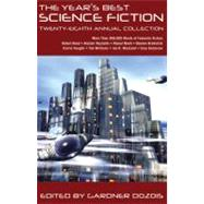 The Year's Best Science Fiction: Twenty-eighth Annual Collection by Dozois, 9780312569501