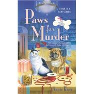 Paws for Murder by Knox, Annie, 9780451239501