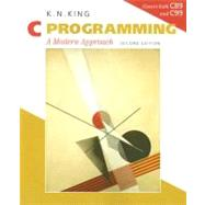 C Programming 2E Pa by King,K. N., 9780393979503