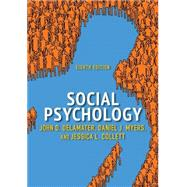 Social Psychology by Delamater, John D.; Myers, Daniel J.; Collett, Jessica L., 9780813349503