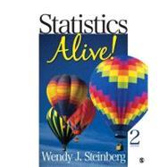 Statistics Alive! by Wendy J. Steinberg, 9781412979504