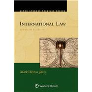 International Law by Janis, Mark Weston, 9781454869504