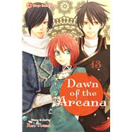 Dawn of the Arcana, Vol. 13 by Toma, Rei, 9781421569505