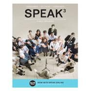 SPEAK (with Online, 1 term (6 months) Printed Access Card) by Verderber, Kathleen S.; Sellnow, Deanna D.; Verderber, Rudolph F., 9781305659506