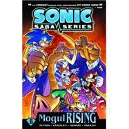 Sonic Saga Series 7: The Dark Mirror by Flynn, Ian; Yardley, Tracy; Amash, Jim, 9781619889507