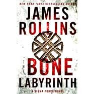 The Bone Labyrinth by Rollins, James, 9780062409508