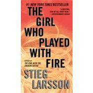 The Girl Who Played With Fire by LARSSON, STIEG, 9780307949509