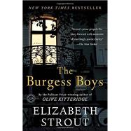 The Burgess Boys by STROUT, ELIZABETH, 9780812979510