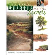 Jerry Yarnell's Landscape Painting Secrets by Yarnell, Jerry, 9781581809510