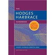 Hodges Harbrace Handbook, 2016 MLA Update by Glenn, Cheryl; Gray, Loretta, 9781337279512