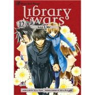 Library Wars: Love & War, Vol. 12 by Yumi, Kiiro; Arikawa, Hiro, 9781421569512