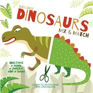 Dinosaurs Mix & Match by Baruzzi, Agnese, 9788854409514