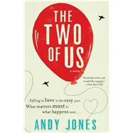 The Two of Us by Jones, Andy, 9781501109515