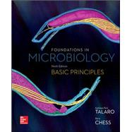 Combo: Foundations in Microbiology, Basic Principles with Connect Access Card by Talaro, Kathleen Park; Chess, Barry, 9781259319518