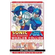 Sonic / Mega Man: Worlds Collide by SONIC / MEGA MAN SCRIBES, 9781627389518