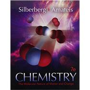 Package: Chemistry with Connect 2-semester Access Card by Silberberg, Martin, 9781259669521