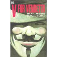 V for Vendetta: New Edition by MOORE, ALANLLOYD, DAVID, 9780930289522
