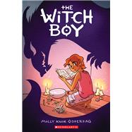 The Witch Boy by Ostertag, Molly Knox, 9781338089523