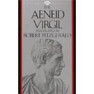 The Aeneid by VIRGILFITZGERALD, ROBERT, 9780679729525
