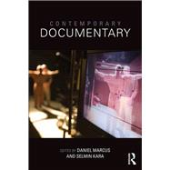 Contemporary Documentary by Marcus; Daniel, 9781138849525