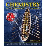 Chemistry in the Community (ChemCom) by American Chemical Society-ACS, 9781429219525