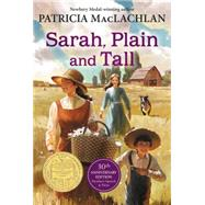 Sarah, Plain and Tall by MacLachlan, Patricia, 9780062399526