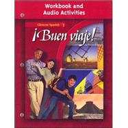 �Buen viaje! Level 1, Workbook and Audio Activities Student Edition 3rd edition by Unknown, 9780078619526