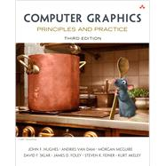 Computer Graphics Principles and Practice by Hughes, John F.; van Dam, Andries; McGuire, Morgan; Sklar, David F.; Foley, James D.; Feiner, Steven K.; Akeley, Kurt, 9780321399526