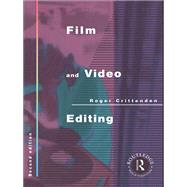 Film and Video Editing by Crittenden; Roger, 9781138139527