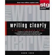 Writing Clearly : A Self-Teaching Guide by Sova, Dawn, 9780471179528