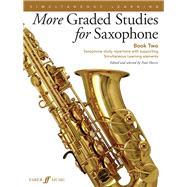 More Graded Studies for Saxophone by Harris, Paul, 9780571539529