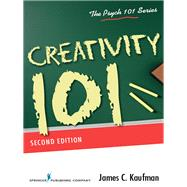 Creativity 101 by Kaufman, James C., Ph.D., 9780826129529
