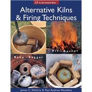 click for Full Info on this Alternative Kilns   Firing Techniques Raku * Saggar * Pit * Barrel