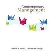 Contemporary Management by Jones, Gareth; George, Jennifer, 9780078029530