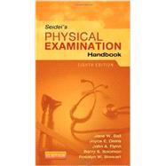 Seidel's Physical Examination Handbook by Ball, Jane W., 9780323169530