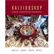 Kaleidoskop by Moeller, Jack; Berger, Simone; Wieden, Anja, 9781305629530
