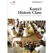 Korea's Historic Clans by Seoul Selection, 9788997639533