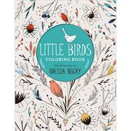 Little Birds Coloring Book by Begay, Odessa, 9781454709534