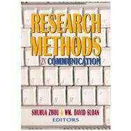 RESEARCH METHODS+COMMUNICATION by Unknown, 9781885219534