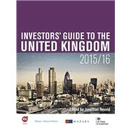 Investors' Guide to the United Kingdom 2015/16 by Reuvid, Jonathan, 9781785079535