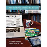 Practical Business Math Procedures with Handbook, Student DVD, and WSJ insert  with Connect by Slater, Jeffrey; Wittry, Sharon, 9781259669538