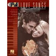 Love Songs : Piano Duet Play-along Volume 26 by HAL LEONARD PUBLISHING CORPORATION, 9781423459538