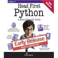 Head First Python by Barry, Paul, 9781491919538